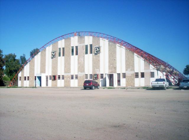 H ayuntamiento de navojoa for Gimnasio abierto